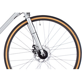 FIXIE Inc. Floater Race Street 8S Disc, silver